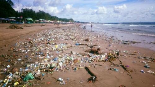 Kuta beach Bali (Indonesia)